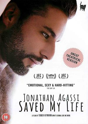 Rent Jonathan Agassi: Saved My Life Online DVD & Blu-ray Rental