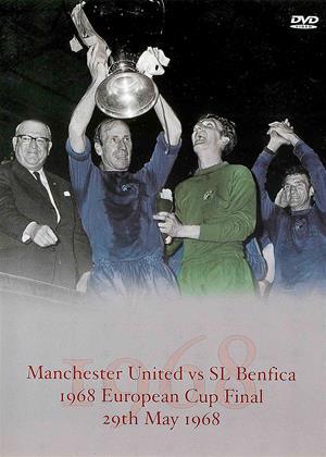 Rent Manchester United vs. SL Benfica: 1968 European Winner's Cup Online DVD & Blu-ray Rental