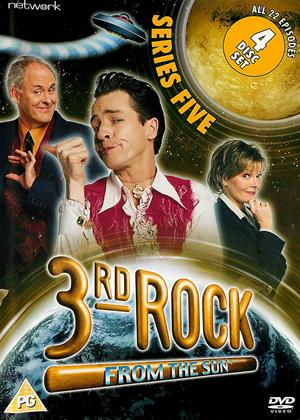 Rent 3rd Rock from the Sun: Series 5 (aka Third Rock from the Sun: Series 5) Online DVD & Blu-ray Rental