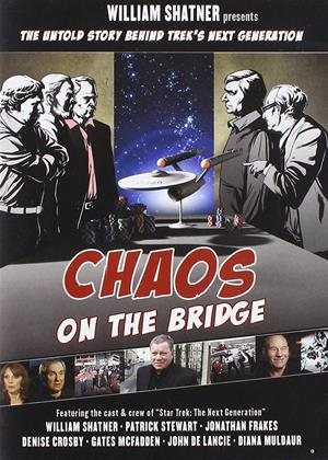 Rent Chaos on the Bridge (aka William Shatner Presents: Chaos on the Bridge) Online DVD & Blu-ray Rental