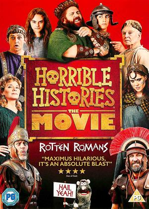 Rent Horrible Histories: The Movie: Rotten Romans (aka Horrible Histories the Movie: Rotten Romans) Online DVD & Blu-ray Rental