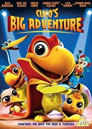 Rent Cuco's Big Adventure (aka Americano) Online DVD & Blu-ray Rental