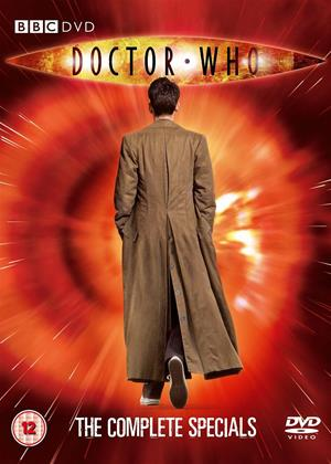 Rent Doctor Who: The Specials Online DVD & Blu-ray Rental