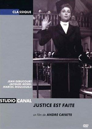 Rent Justice Is Done (aka Justice est faite) Online DVD & Blu-ray Rental