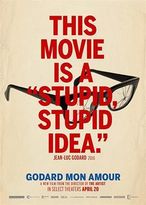 Rent Godard Mon Amour (aka Le redoutable) Online DVD & Blu-ray Rental