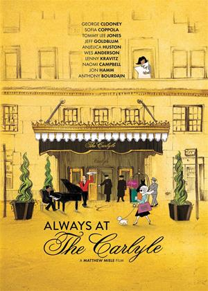 Rent Always at the Carlyle Online DVD & Blu-ray Rental
