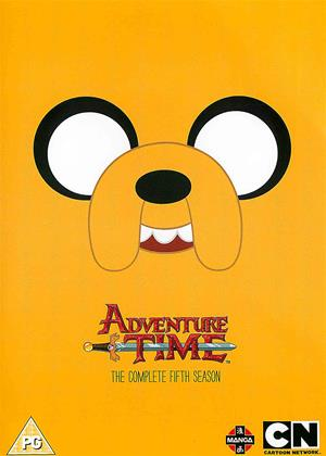 Rent Adventure Time: Series 5 (aka Adventure Time with Finn & Jake: Series 5) Online DVD & Blu-ray Rental