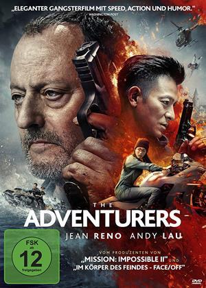 Rent The Adventurers Online DVD & Blu-ray Rental
