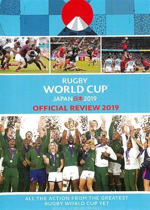 Rent Rugby World Cup: Official Review 2019 Online DVD & Blu-ray Rental