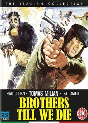 Rent Brothers Till We Die (aka La banda del gobbo) Online DVD & Blu-ray Rental