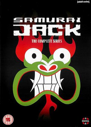 Rent Samurai Jack: Series Online DVD & Blu-ray Rental