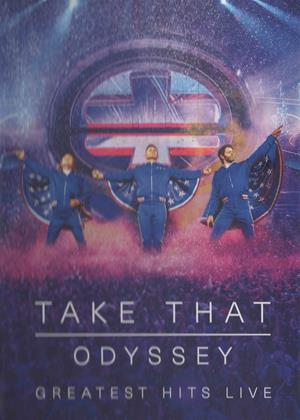Rent Take That: Odyssey: Greatest Hits Live Online DVD & Blu-ray Rental