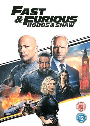 Rent Fast and Furious: Hobbs and Shaw (aka Fast & Furious Presents: Hobbs & Shaw) Online DVD & Blu-ray Rental