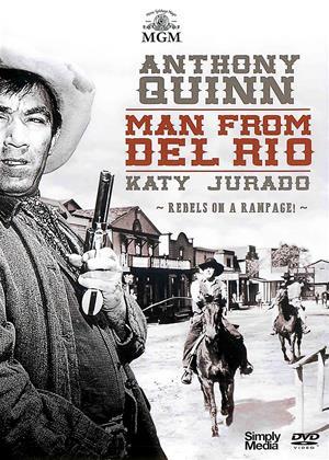 Rent Man from Del Rio Online DVD & Blu-ray Rental