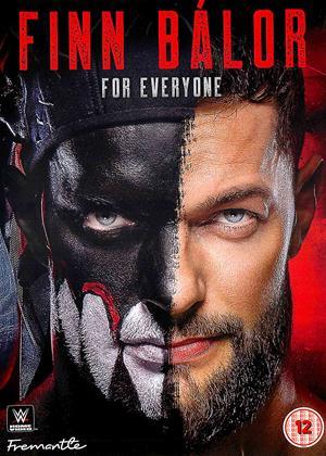 Rent WWE: Finn Bálor: For Everyone Online DVD & Blu-ray Rental