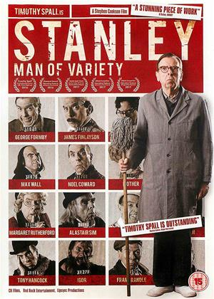 Rent Stanley: Man of Variety (aka Special One / Eye Digress / Stanley a Man of Variety) Online DVD & Blu-ray Rental