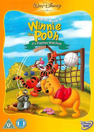 Rent The Magical World of Winnie the Pooh: Vol.3: It's Playtime with Pooh Online DVD & Blu-ray Rental