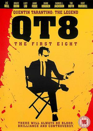 Rent QT8: The First Eight (aka 21 Years: Quentin Tarantino) Online DVD & Blu-ray Rental