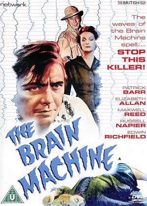 Rent The Brain Machine Online DVD & Blu-ray Rental