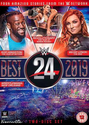 Rent WWE: WWE24: The Best of 2019 Online DVD & Blu-ray Rental