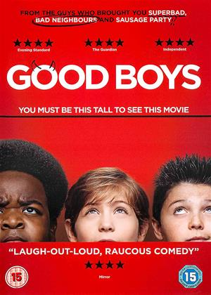 Rent Good Boys Online DVD & Blu-ray Rental