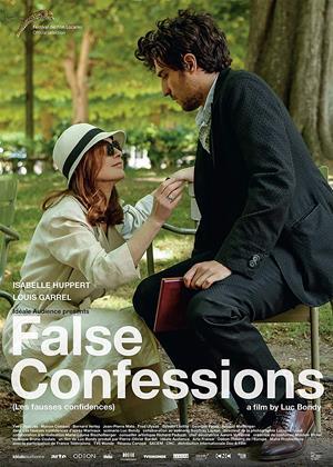Rent False Confessions (aka Les fausses confidences) Online DVD & Blu-ray Rental