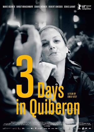 Rent 3 Days in Quiberon (aka 3 Tage in Quiberon) Online DVD & Blu-ray Rental