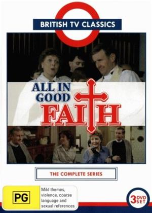 Rent All in Good Faith: Series 3 Online DVD & Blu-ray Rental
