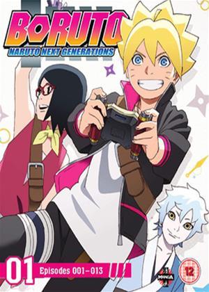 Rent Boruto: Naruto Next Generations: Vol.1 Online DVD & Blu-ray Rental