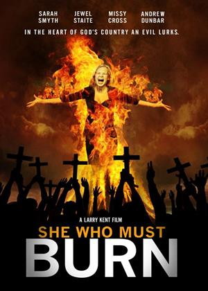 Rent She Who Must Burn Online DVD & Blu-ray Rental