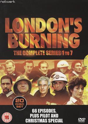 Rent London's Burning: Series 2 Online DVD & Blu-ray Rental