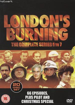 Rent London's Burning: Series 3 Online DVD & Blu-ray Rental