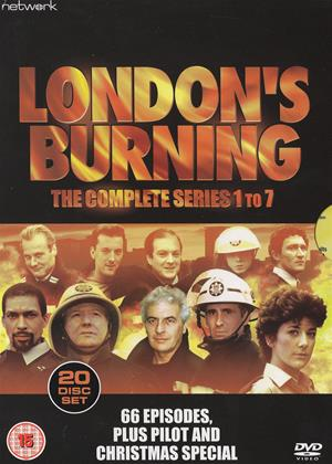 Rent London's Burning: Series 7 Online DVD & Blu-ray Rental
