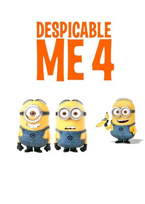Rent Despicable Me 4 Online DVD & Blu-ray Rental