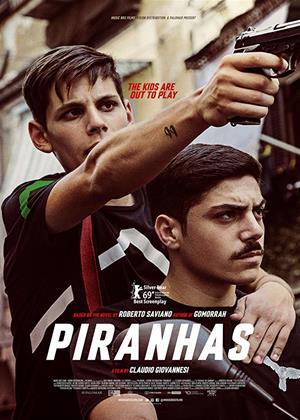 Rent Piranhas (aka La paranza dei bambini) Online DVD & Blu-ray Rental