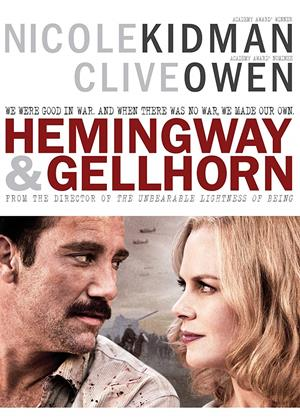 Rent Hemingway and Gellhorn Online DVD & Blu-ray Rental