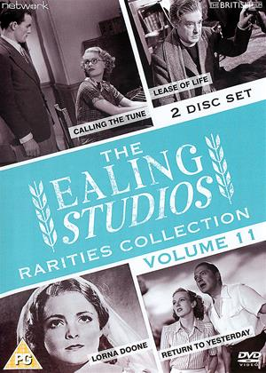 Rent The Ealing Studios Rarities Collection: Vol.11 (aka Calling the Tune  /Lease of Life  /Lorna Doone / Return to Yesterday) Online DVD & Blu-ray Rental