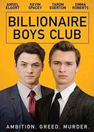 Rent Billionaire Boys Club Online DVD & Blu-ray Rental
