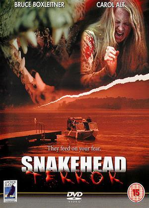 Rent Snakehead Terror Online DVD & Blu-ray Rental