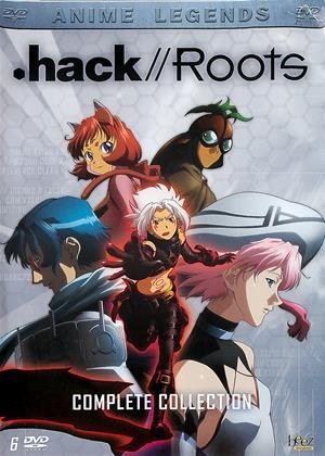 Rent Hack//Roots: Vol.3 Online DVD & Blu-ray Rental