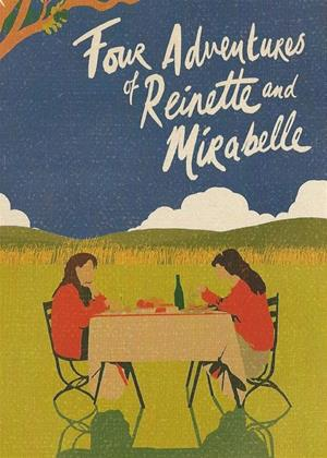 Rent Four Adventures of Reinette and Mirabelle (aka 4 aventures de Reinette et Mirabelle) Online DVD & Blu-ray Rental