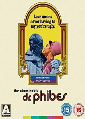 Rent The Complete Dr. Phibes Online DVD & Blu-ray Rental