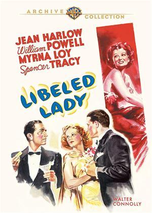 Rent Libeled Lady Online DVD & Blu-ray Rental