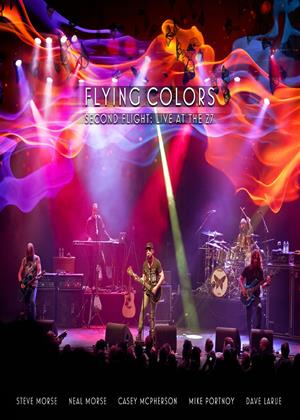 Rent Flying Colors: Second Flight: Live at the Z7 Online DVD & Blu-ray Rental