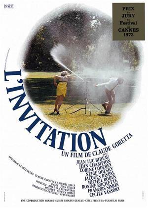 Rent The Invitation (aka L'invitation / Die Einladung) Online DVD & Blu-ray Rental