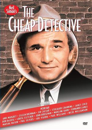 Rent The Cheap Detective Online DVD & Blu-ray Rental