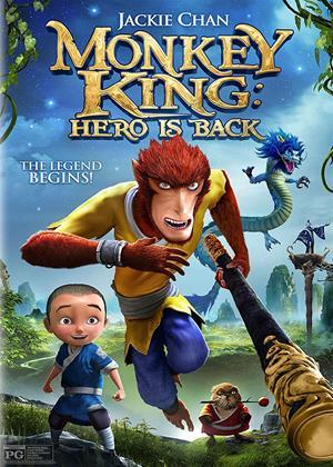Rent Monkey King: Hero is Back (aka Xi you ji zhi da sheng gui lai) Online DVD & Blu-ray Rental