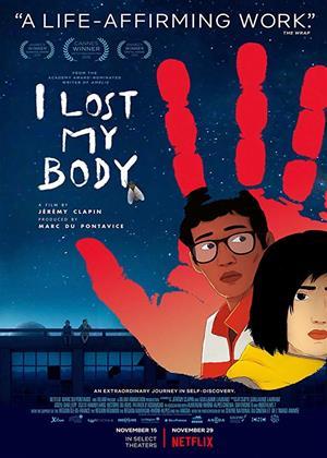 Rent I Lost My Body (aka J'ai perdu mon corps) Online DVD & Blu-ray Rental