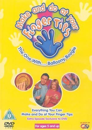 Rent Fingertips: Baloony Boogie Online DVD & Blu-ray Rental