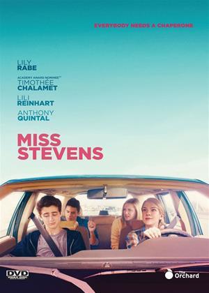 Rent Miss Stevens Online DVD & Blu-ray Rental